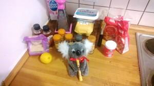 Koala In The Kuchen.