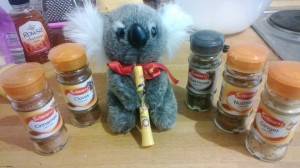 Sugar and spice and flame resistant stuffing - that's what little Koalas are made of.